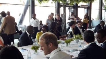 Délégation Suisse en Zambie, 1-2 Octobre 2018