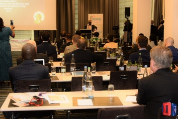 Nigeria Business Forum 12 September 2018