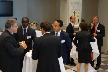 Swiss Ambassadors, 20 August 2013, Bern