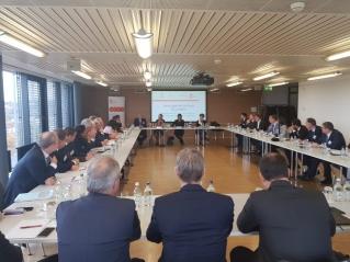 Swiss Egyptian Business Roundtable 15 November 2019