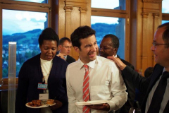 Event with Swiss-African Parliamentarian Group - African buffet with Swiss Parliamentarians, 14 September 2015
