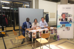 African Talent Fair, University of Fribourg, 10 November 2016