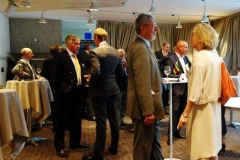 Annual Meeting with Swiss Ambassadors based in Africa in Lugano, August 19