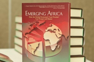Book launch Dr. Kingsley Moghalu, 1 November 2013