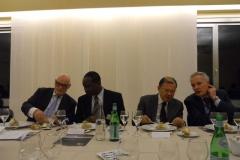 Business dinner Sierra Leone delegation