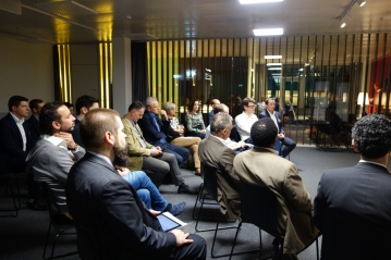 Digitalization in Africa event, hosted by Ringier on 10 December 2019