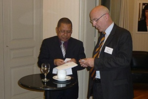 New Years Reception, 19 January 2011, Bern