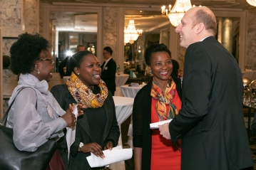 New Year's Reception with African Ambassadors Based In Switzerland - 28 January 2020 – Bern